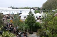 Photo of crowds at the RHS Chelsea Flower Show