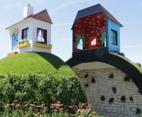 The Mr Men come to RHS Hampton Court Palace flower show.