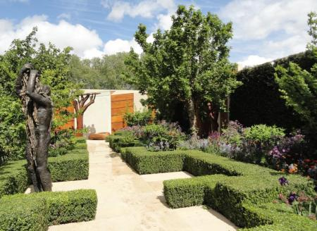 RHS Chelsea 2015 - The Morgan Stanley Healthy Cities Garden