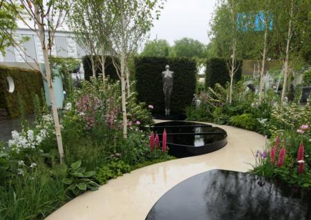 RHS Chelsea 2015 - The Breakthrough Breast Cancer Garden