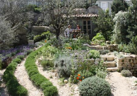 RHS Chelsea 2010 - The L'Occitane Garden
