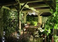 Night Garden at RHS Flower Show