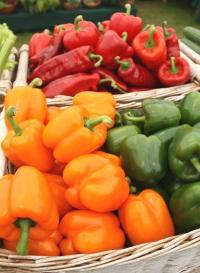 Vegetables, Peppers